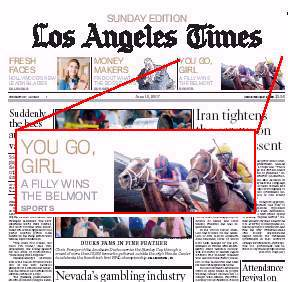 LA Times